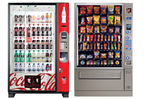 Quincy Vending Machines Vending Service and Office Coffee Service
